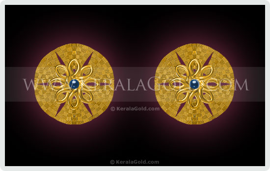 Jewellery Design - Earring - 10