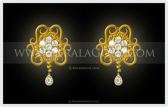 Jewellery Design - Earring - 11
