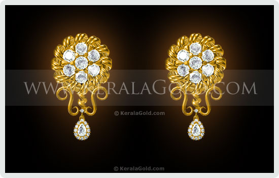 Jewellery Design - Earring - 15