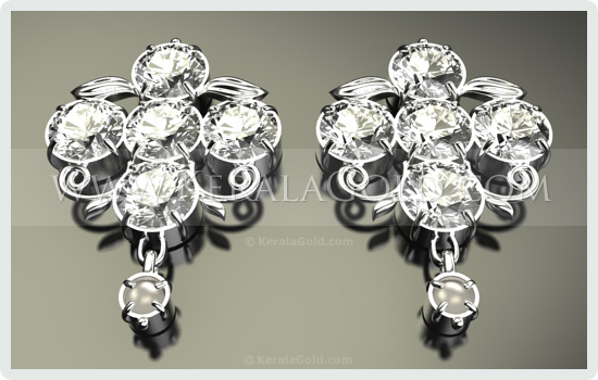 Jewellery Design - Earring - 19
