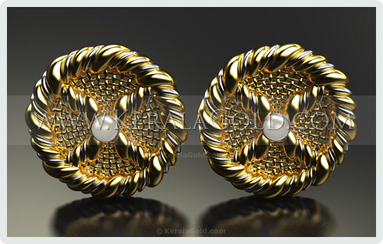 Jewellery Design - Earring - 2