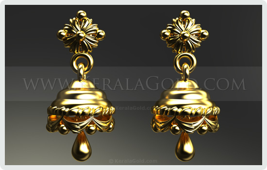 Jewellery Design - Earring - 21