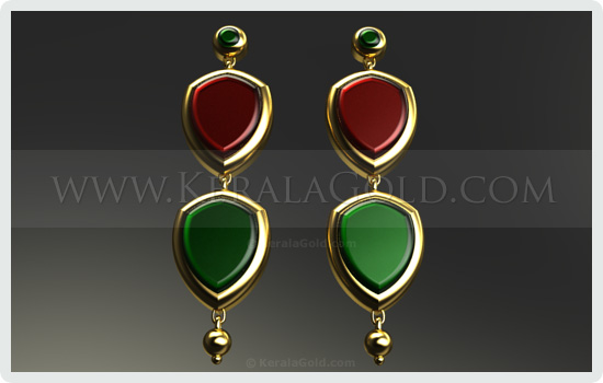 Jewellery Design - Earring - 22