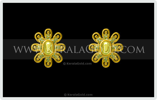 Jewellery Design - Earring - 3