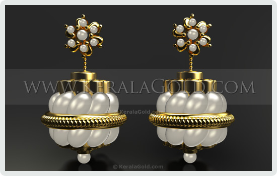 Jewellery Design - Earring - 8