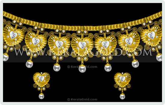 Jewellery Design - Necklace - 1
