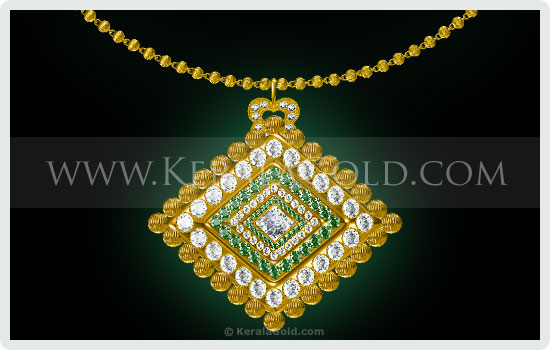 Jewellery Design - Pendant - 11