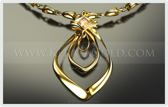 Jewellery Design - Pendant - 15