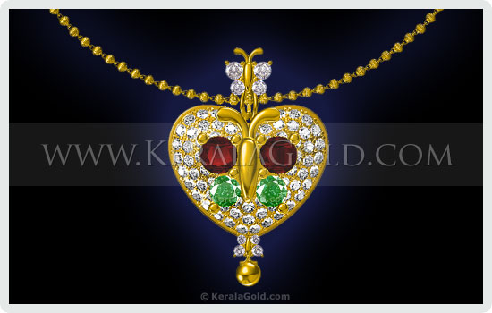 Jewellery Design - Pendant - 17