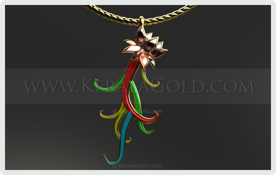 Jewellery Design - Pendant - 19