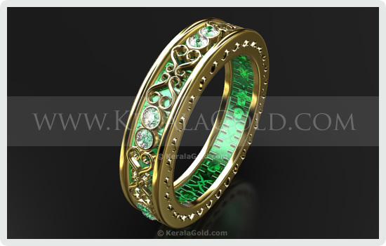 Jewellery Design - Ring - 1