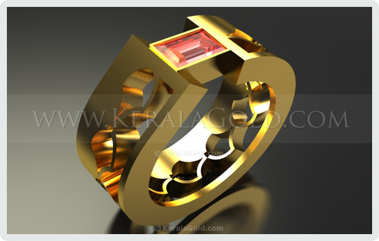 Jewellery Design - Ring - 11