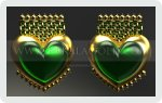 Jewellery Design - Earring - 5